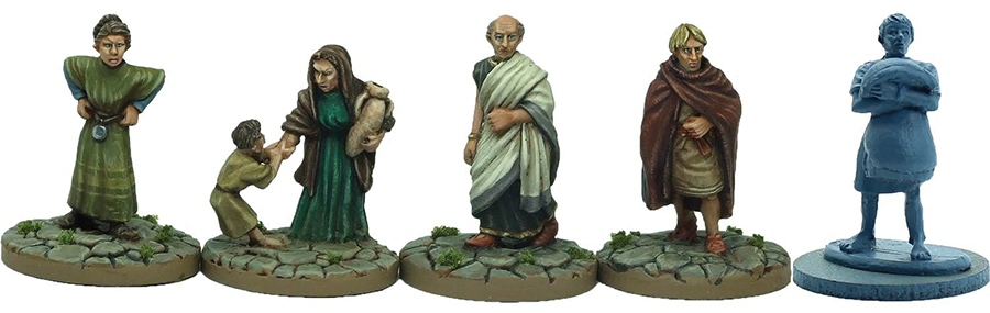 Gangs Of Rome: Mob Secundus Box Front