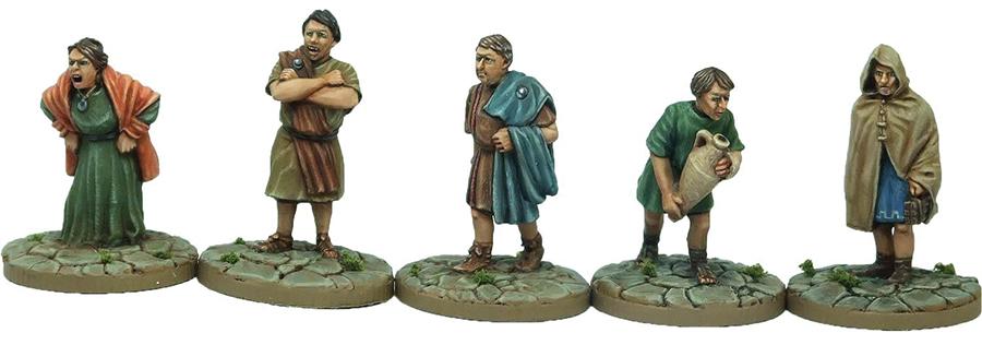 Gangs Of Rome: Mob Tertius Box Front