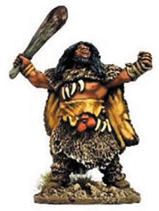 Savage Core: Neanderthal Chief Box Front
