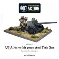 Bolt Action: Us Airborne 57mm Atg And Crew Box Front