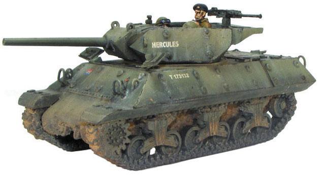 Bolt Action: M10 Tank Destroyer/wolverine Box Front