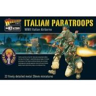 Bolt Action: Italian Paratroopers (22) Box Front