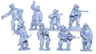 Bolt Action: Soviet Assault Engineer Squad Box Front