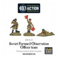 Bolt Action: Soviet Forward Observer Officers Box Front