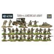 Bolt Action: Us American Starter Army Box Front