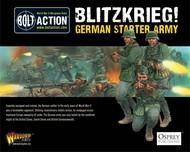 Bolt Action: German Blitzkrieg! German Heer Starter Army Box Front