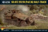 Bolt Action: German Sd.kfz 251/10 Pak 36 Half-track Box Front
