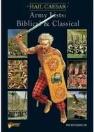 Hail Caesar: Army Lists Vol.1 Biblical And Classical Box Front