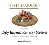 Hail Caesar: Imperial Rome Early Imperial Roman Medicus Box Front