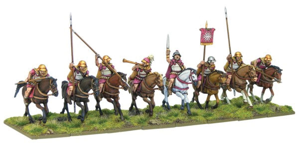 Hail Caesar: Macedonian Companion Cavalry Box Front