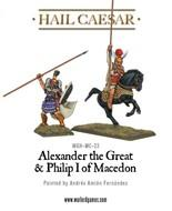 Hail Caesar: Classical World Alexander The Great And Philip I Of Macedon (net) Box Front