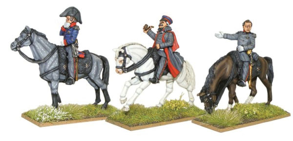 Black Powder: Prussian High Command Box Front