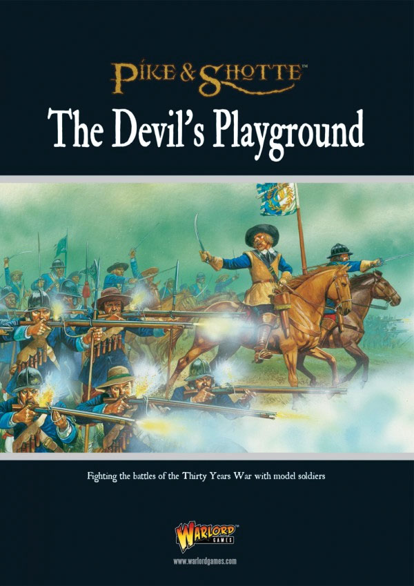 Pike And Shotte: The Devil`s Playground - P And S Supplement Box Front