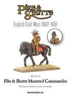 Pike And Shotte: Mounted Commander Box Front