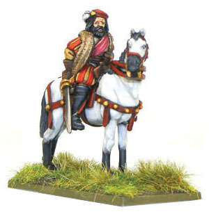 Pike And Shotte: War Of Religion: Mercenary Captain Mounted Box Front