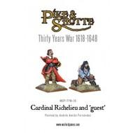 Pike And Shotte: Cardinal Richelieu, The Red Eminence Box Front