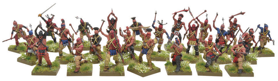 Black Powder: Woodland Indian Tribes Box Front