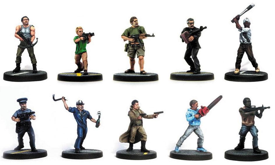 Project Z: Male Survivors Box Front