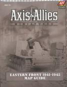 Axis And Allies Cmg: Eastern Front 1941-1945 Map Guide Box Front