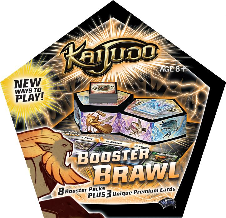 Kaijudo Tcg: Booster Brawl Carton (6) Box Front