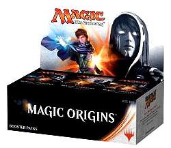 Magic The Gathering Ccg: Magic Origins Booster Display (36) Box Front