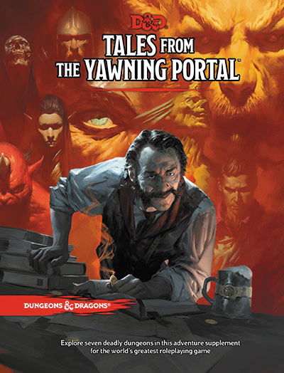 Dungeons And Dragons Rpg: Tales From The Yawning Portal Box Front