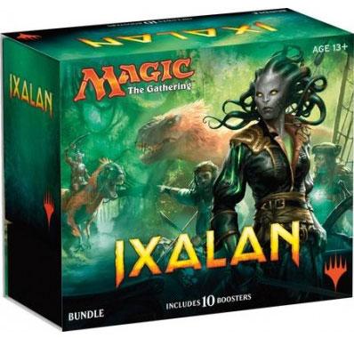 Magic The Gathering Ccg: Ixalan Bundle Box Front