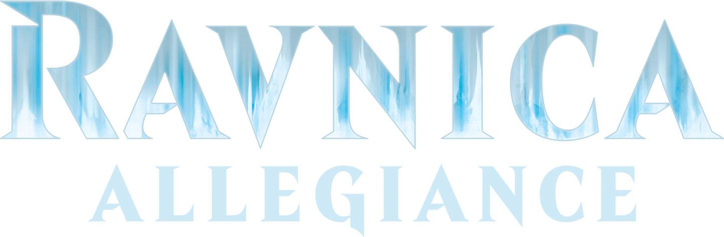 Magic The Gathering Ccg: Ravnica Allegiance Bundle Game Box