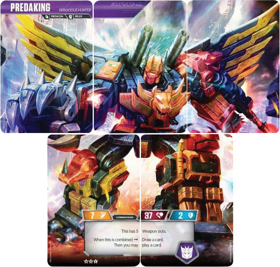 Transformers Tcg: Rise Of The Combiners Booster Display (30) Game Box