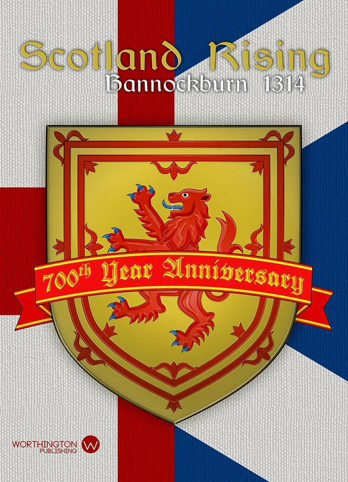Scotland Rising: Bannockburn Box Front