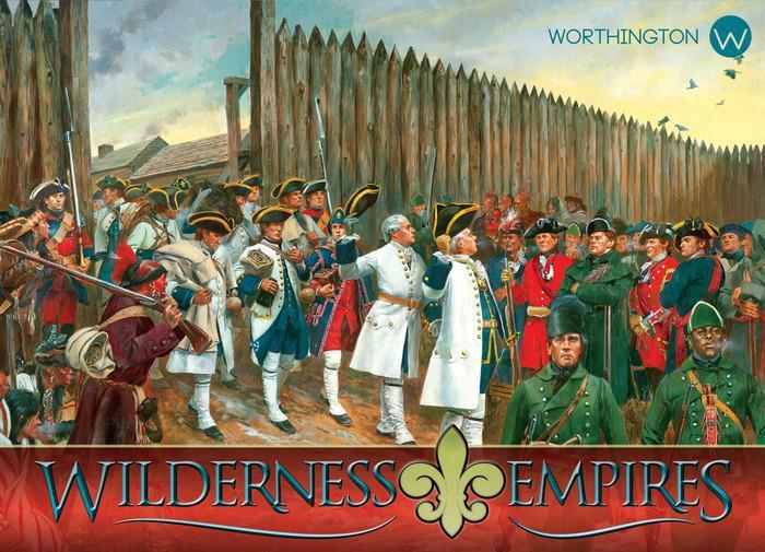 Wilderness Empires Game Box