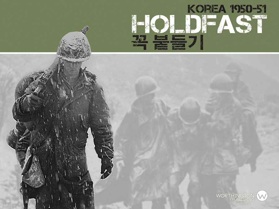 Holdfast: Korea 1950-1951 Box Front