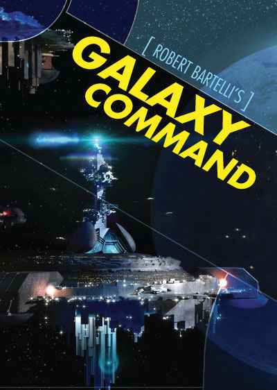 Galaxy Command Box Front
