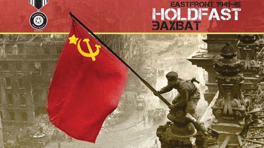 Holdfast: Eastfront 1941-45 Box Front