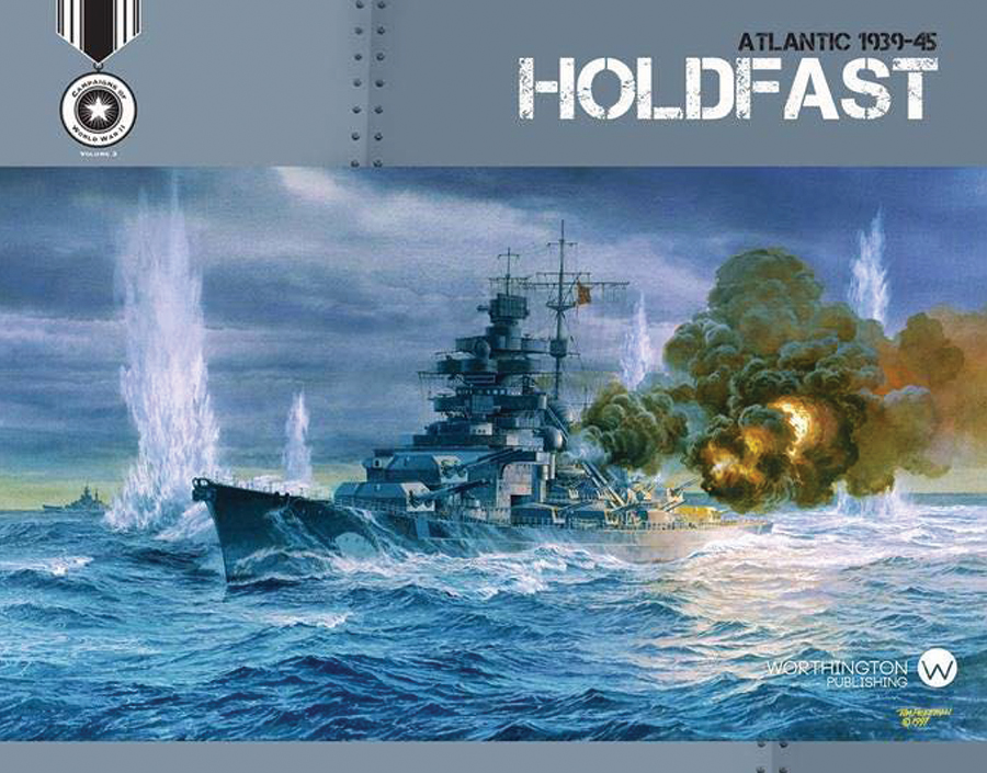 Holdfast: Atlantic 1939-1945 Box Front