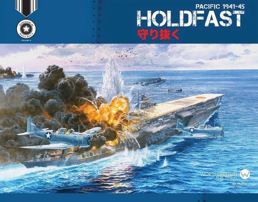 Holdfast: Pacific 1941-45 Box Front