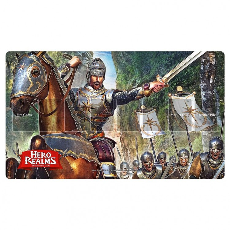 Hero Realms: Playmat - Command Game Box