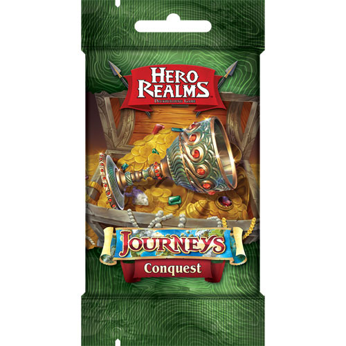 Hero Realms: Journeys - Conquest Pack (display 12)
