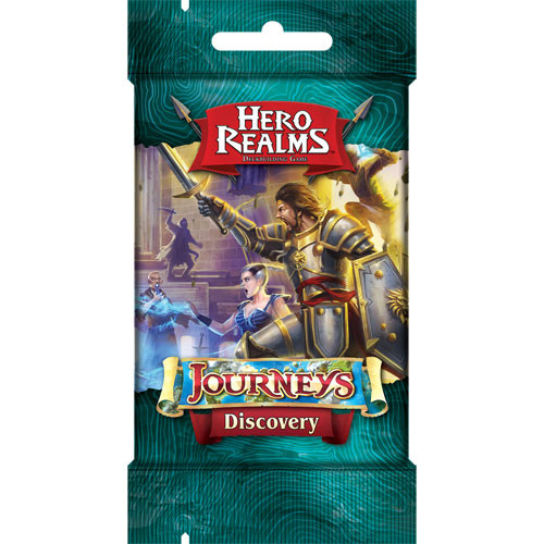 Hero Realms: Journeys - Discovery Pack (display 12)