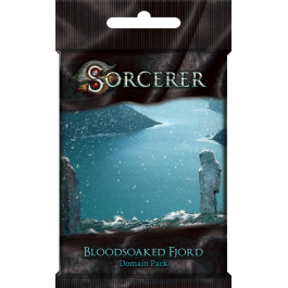 Sorcerer: Bloodsoaked Fjord Domain Pack Display (10) Game Box