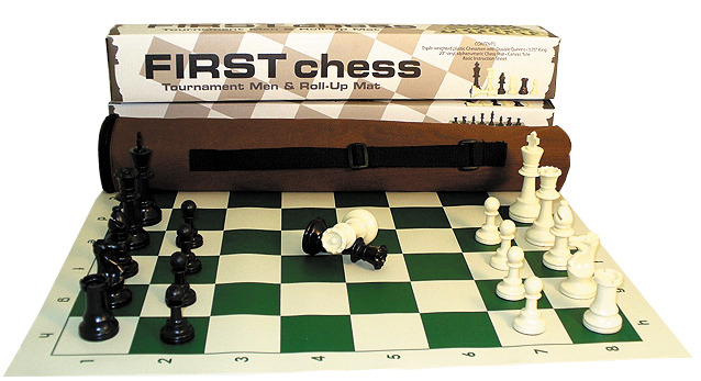 First Chess Box Front