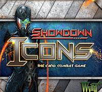 Showdown: Icons Box Front