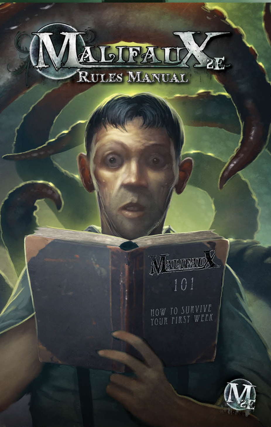 Malifaux 2nd Edition: Rules Manual Box Front