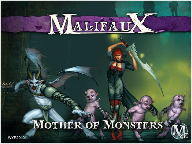 Malifaux: Neverborn Mother Of Monsters - Lilith Box Set Box Front