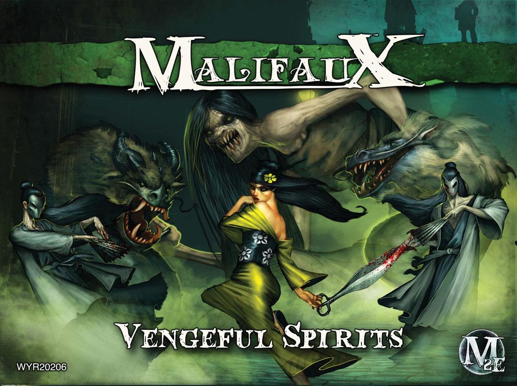 Malifaux: Gremlins Hog Whisperer Box Front