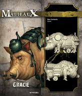 Malifaux: Outcasts Gracie Box Front