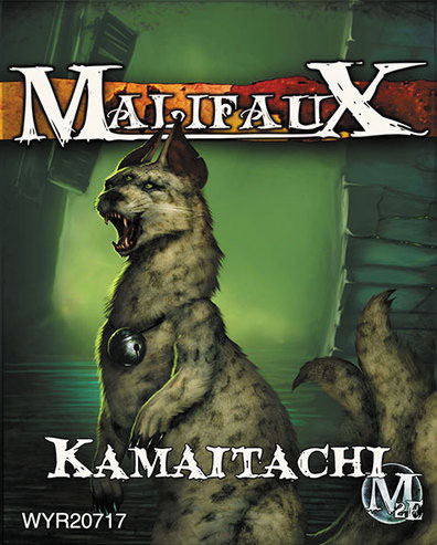 Malifaux: Ten Thunders Kamitachi Box Front