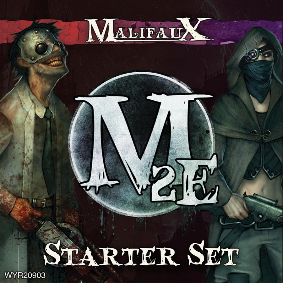 Malifaux: 2nd Edition Starter Set Box Front