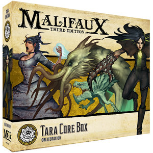 Malifaux: Outcasts Tara Core Box Game Box