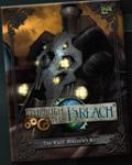 Through The Breach Rpg: Fate Masters Kit Box Front
